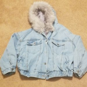 Jacket from the Buckle Size Xl